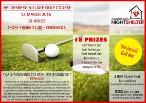 golf day invite 2015